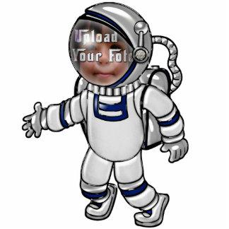 Look Ma! I'm an Astronaut! Standing Photo Sculpture