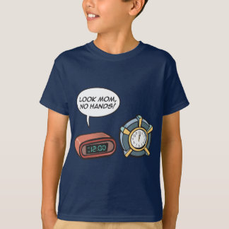 Look Mom, No Hands! T-Shirt