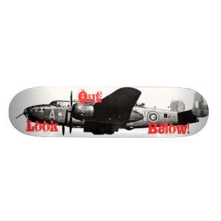 Look Out Below! Skateboards