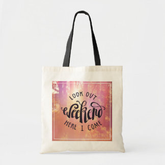 Look Out Weekend Here I Come Budget Tote Bag
