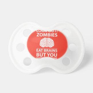 Look Out - Zombies Eat Brains Joke Dummy