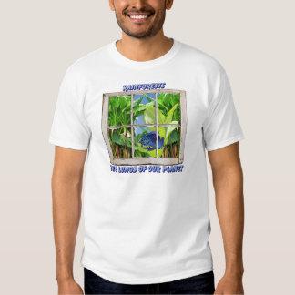 Look Through Any Window Tee Shirt