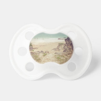 Look to the sea baby pacifier