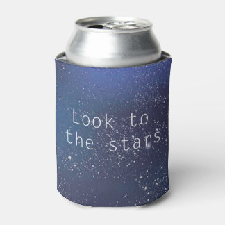 Look to the stars can cooler