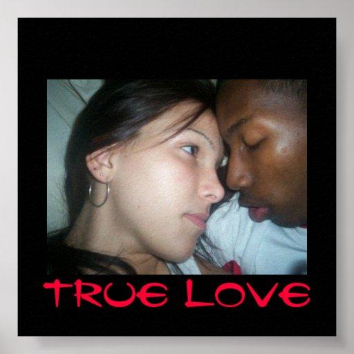 look, True Love Poster