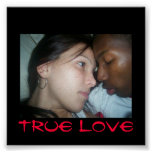 look, True Love Print