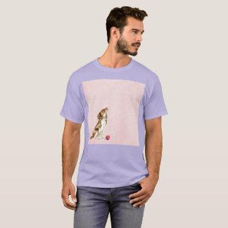 Look Up And Wonder Dog Watercolor Rare T-Shirt