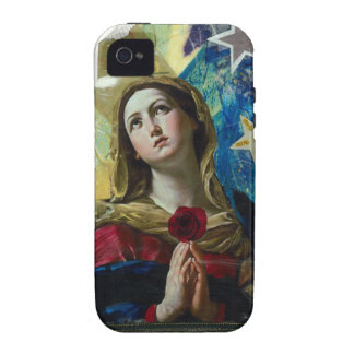 Look Up Vibe iPhone 4 Case