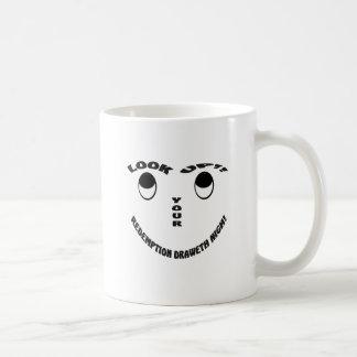 LOOK UP COFFEE MUGS