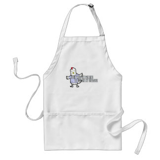 Look What I'm Willing To Put On My Breasts! Standard Apron
