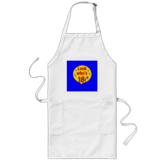 Look Who's 18 Aprons