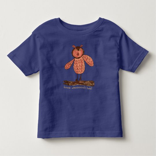 Look who's two toddler T-Shirt