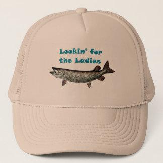 Lookin' for the Ladies Trucker Hat