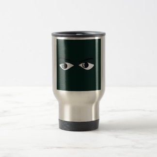 Looking at You Stainless Steel Travel Mug