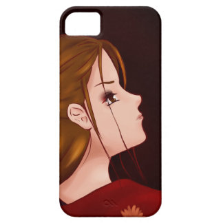 Looking Back - Red Barely There iPhone 5 Case