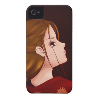 Looking Back - Red Case-Mate iPhone 4 Cases
