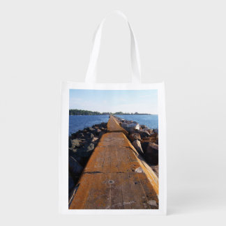 Looking Back Reusable Grocery Bags