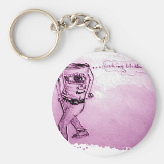Looking Blessings... Keychain