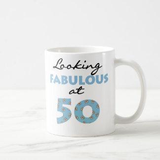 Looking Fabulous at 50 Coffee Mug