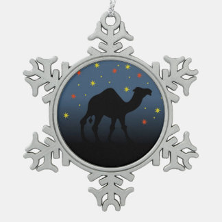 Looking for a Star Snowflake Pewter Christmas Ornament