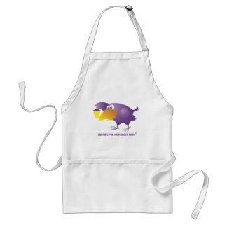 Looking for an honest man standard apron