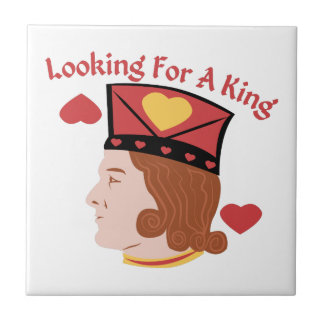 Looking For King Small Square Tile