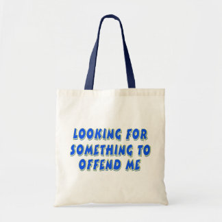 Looking for something... bag