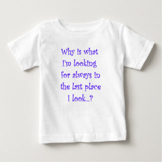 Looking For T-shirt-Dark Lettering Tees