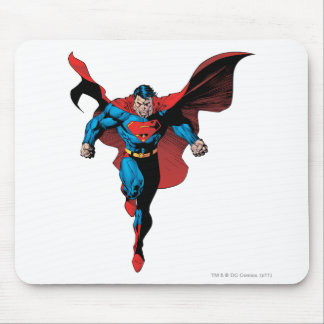 Looking Forward - Comic Style Mouse Pad