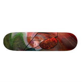 Looking forward looking back Skateboard