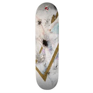 Looking-Glass 19.7 Cm Skateboard Deck