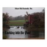 Looking into the Past, Dillard Mill Davisv... Post Cards