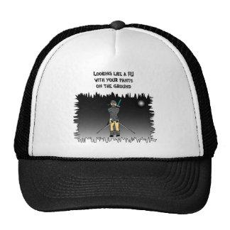 looking like a fool cap