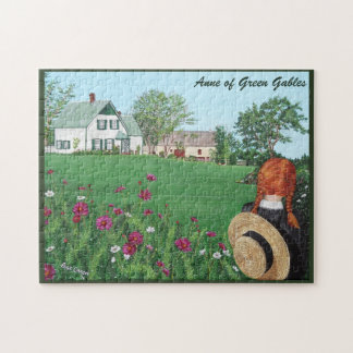 Looking on with Love - Anne of Green Gables, PEI Jigsaw Puzzle
