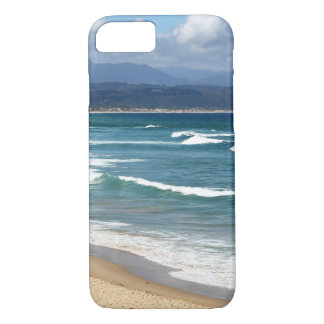 Looking over a beautiful South African Beach iPhone 7 Case