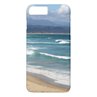 Looking over a beautiful South African Beach iPhone 7 Plus Case