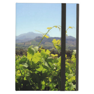 Looking over South Africa's vineyards iPad Air Cover