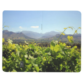 Looking over South Africa's vineyards Journal