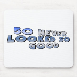 Looking So Good 50th Birthday Gifts Mouse Pad