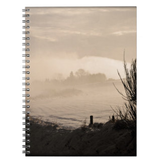 Looking South Spiral Notebooks