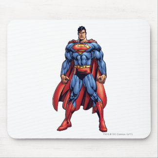Looking Straight On Mouse Mat