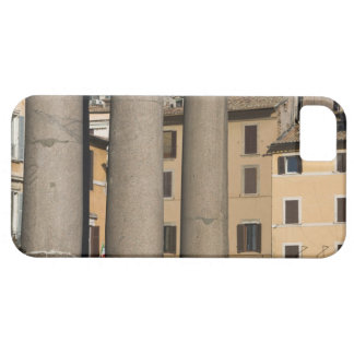 Looking through columns of the Pantheon with Barely There iPhone 5 Case