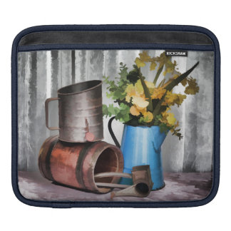 Looking to the Past iPad Sleeve
