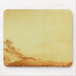 Looking towards Arkona at sunrise, 1801 Mouse Pad