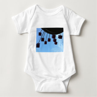 Looking up at Battersea Baby Bodysuit
