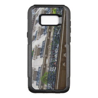 Looking up at French Balconies OtterBox Commuter Samsung Galaxy S8+ Case