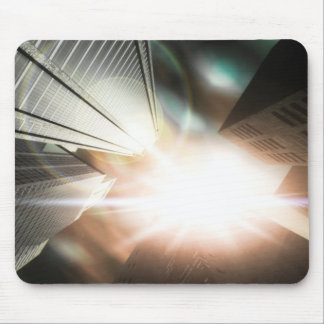 Looking up mouse pad