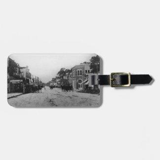 Looking West On Flagler Street Bag Tag