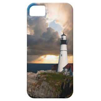 Lookout Lighthouse iPhone 5 Cover