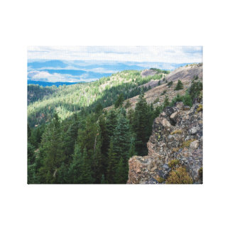 Lookout Mountain Canvas Print II